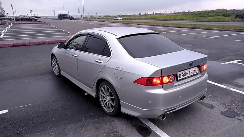 Honda Accord Cl7 Modulo Catback HKS ES Premium