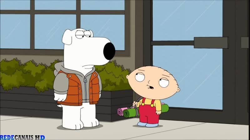 Family Guy - Aula de Yoga