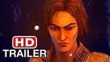THE WALKING DEAD Game Season 4 Episode 2 Trailer #2 Telltale NEW (2018)