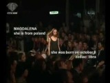 fashiontv | FTV.com - MAGDALENA FRACKOWIAK -MODELS-DONNA P/E 07