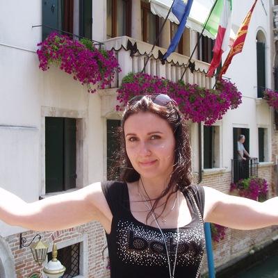 Таня Грабарец, 31 декабря 1988, Москва, id2451863