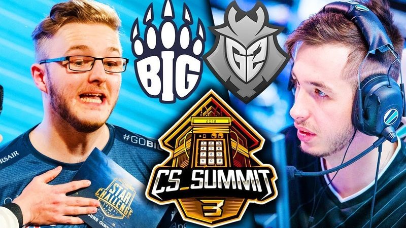 G2 vs BIG - CS_SUMMIT 3 - BEST MOMENTS   CSGO