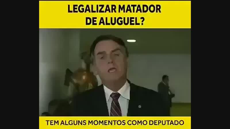 Bolsonaro Grupos de Extermínio