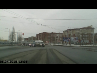 пер. Жукова - Гагарина 5.04.2018