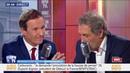 Nicolas Dupont Aignan face à Jean Jacques Bourdin