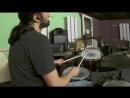 Trio Mandili-Chito-Gvrito-Drum Cover by flob234
