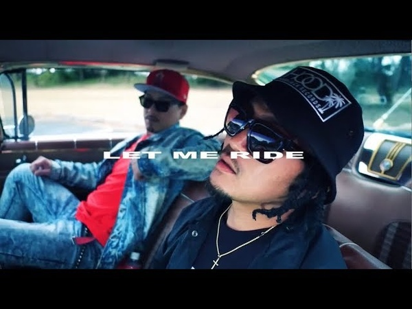ONE-G / LET ME RIDE (Prod by DJ PMX)