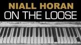 Niall Horan - On The Loose Karaoke Instrumental Acoustic Piano Cover Lyrics LOWER KEY