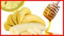 Limón, plátano y miel para las arrugas Te enseño a preparar este botox totalmente natural.