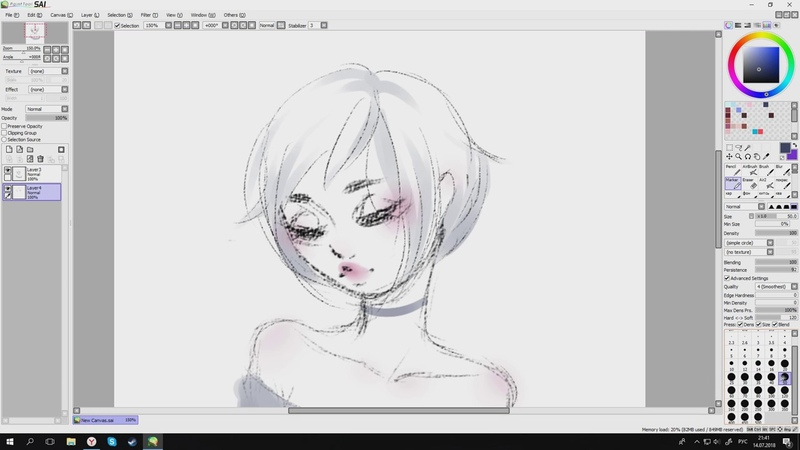 Speedpaint - sketch