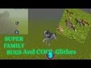 WildCraft - SUPER Bugs And Glitches!