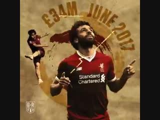 Mo Salah wins the PFA Players' Player of the Year award 🇪🇬👑