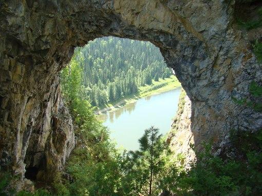 Золотые ворота в Свердловской области