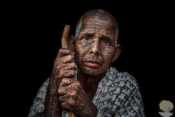 Обворожительные лица в работах победителей конкурса Siena International Photo Awards 2018