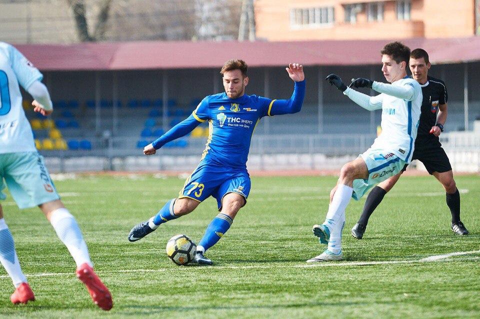 молодежной футбол россии таблица