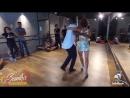 Baila Mundo - Jimmy de Oliveira e Suellen Violante 1 (Oficina do Samba Verão 2018)