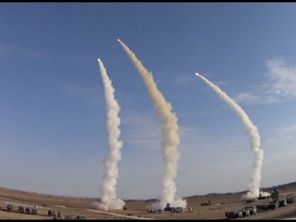 China's Air-defense Missile Force Displays Missile Equipment on Anniversary