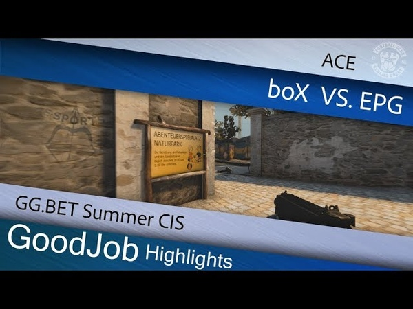 MP9 ACE by boX [GoodJob Highlights]