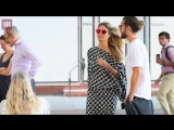 Heidi Klum covers up in billowy dress as she picks up daughter Lou Daily Mail Online (1).mp4