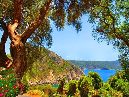 Греция: Остров Корфу