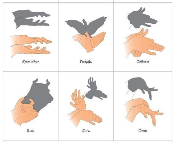 Как можно сделать тени