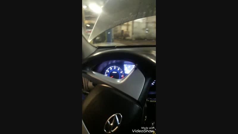 Прошивка на евро 2 Hyundai Solaris.mp4