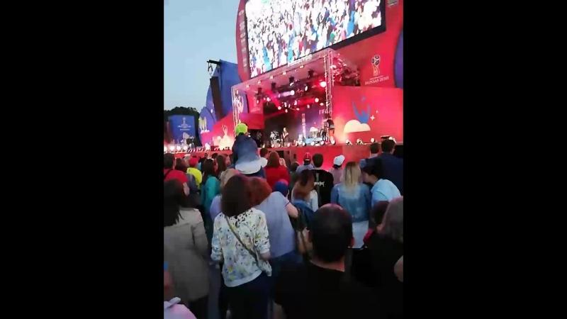 Павел Хохлов - Live