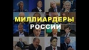 Миллиардеры России 2018-2019 Самые богатые люди в стране