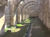 3125 year old ancient Roman water channel