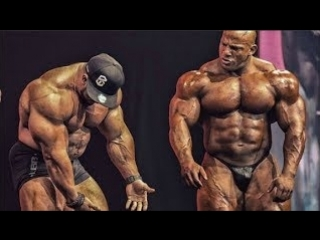 Big Ramy and Roelly Winklaar