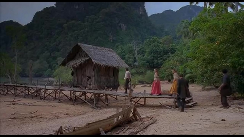 Таинственный остров, Часть 1 [HD]