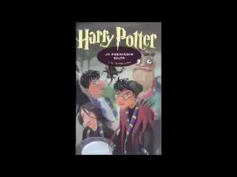 Harry Potter ja Feeniksin kilta kirja 5 Suomi äänikirjan part 1 1