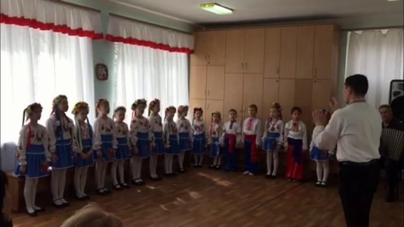 Терниця молодша група - Відкрите заняття 23 березня 2019 р
