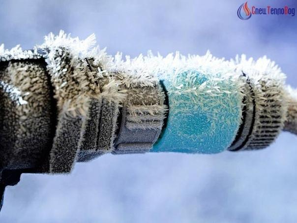 Зимнее водоснабжение: монтаж