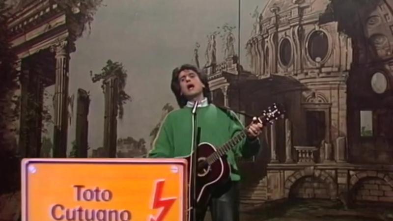 Toto Cutugno - Litaliano (1983)_720p