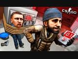[Coffi Channel] НЕ ВЗРЫВАЙ ОХРАННИКА! ОГРАБИЛИ БАНК НА 4.000.000$! ВЗЛОМАЛИ САМОЕ ОХРАНЯЕМЫЙ СЕЙФ С ЗОЛОТОМ В CS:GO