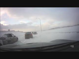 ДТП в Кемерово, сегодня утром.