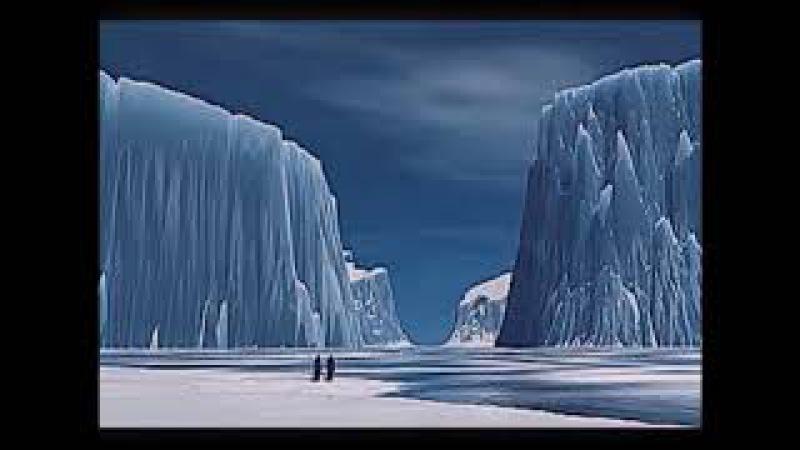 Плоская Земля и жуткая правда Антарктиды ледяного барьера в никуда