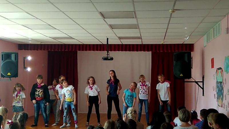 5 отряд танцевальный батл