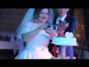 Небольшой Бэк со свадебной съемки Кристины Владимира