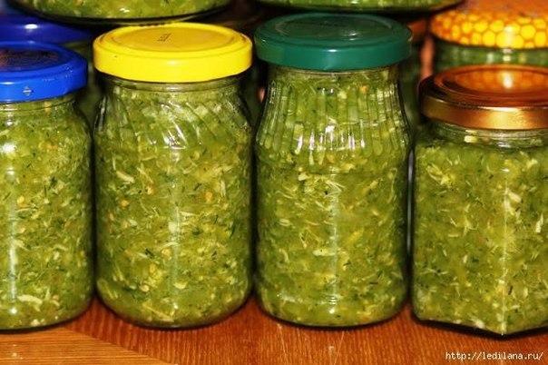 Хреновина зеленых помидор рецепт с фото
