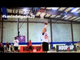SIR ISSAC 5'10 WITH CRAZY DUNKS, dubble up over AIR KEV,# new dunk, 50 vert