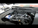 2012 Lexus Invader Supercharged 0-100