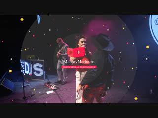 Бекстейдж видео из главклуб green concert