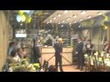 Путин танцует лезгинку (в самом конце ролика) :)