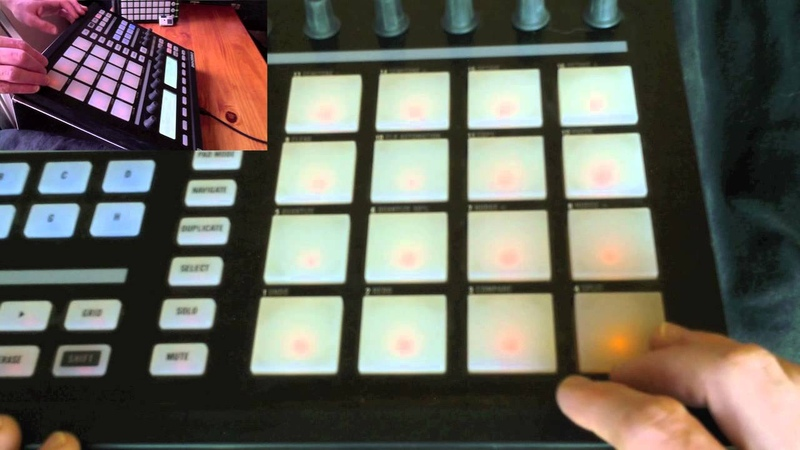 Jeremy Ellis - Maschine MPC Lessons 19