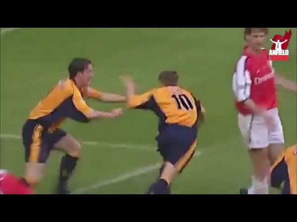 Arsenal vs Liverpool, FA Cup Final 12/5/2001