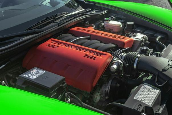 Обзор:Chevrolet Corvette Z06 (C6) '2006