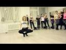 Мастер класс в GloryЯ Dance/choreography Sonya Pisklova
