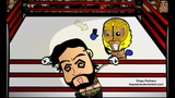 Chibi Wrestlers - Shaving Punk to the Bone